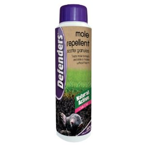 Make Natural Mole Repellent