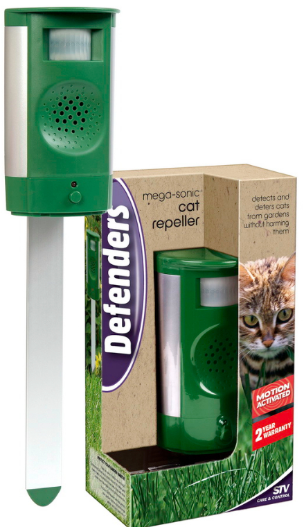 What's the best cat scarer on the market? | The Scaredy Cat