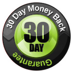 30 day money back warranty
